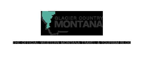 Glacier Country Montana blast-logo